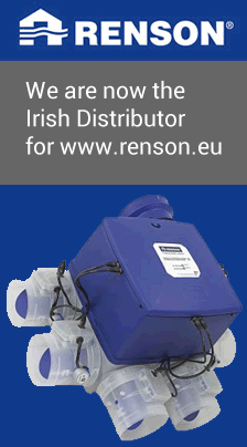 We are now the Irish Distributor for www.renson.eu