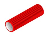 Semi-Rigid Ducting Ø92 o.d/Ø75 i.d (50mtr Roll)